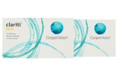 Clariti toric, 2 x 6 Stück torische Kontaktlinsen