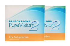 Pure Vision 2 HD For Astigmatism 2x6 Monatslinsen