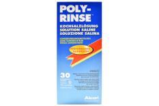 Poly-Rinse 30x15ml Kochsalzlösung