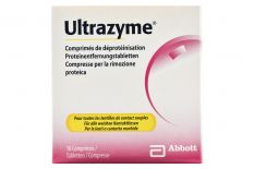 Ultrazym 10 Proteinentfernungs-Tabletten