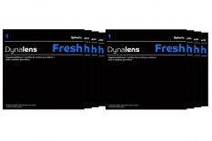 Dynalens 1 Fresh Kontaktlinsen von Dynoptic, Sparpaket 12 Monate 2 x 360 Stück
