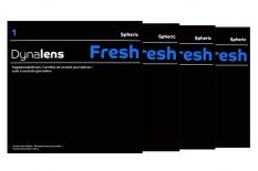 Dynalens 1 Fresh 4 x 90 Tageslinsen Sparpaket 6 Monate