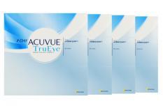 1-Day Acuvue TruEye Kontaktlinsen von Johnson & Johnson, Sparpaket 6 Monate 2x180 Stück