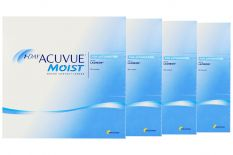 1-Day Acuvue Moist for Astigmatism 4 x 90 Tageslinsen Sparpaket 6 Monate