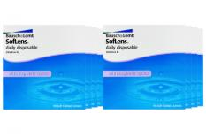 SofLens daily disposable 2x360 Tageslinsen Sparpaket 12 Monate