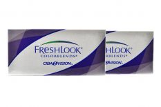 Fresh Look Colorblends 2 x 2 farbige Monatslinsen