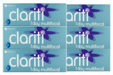 Clariti 1 day multifocal 2 x 90 Tageslinsen Sparpaket 3 Monate