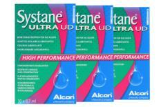 Systane Ultra UD 3 x 30 x 0,7 ml Augentropfen
