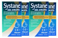 Systane® Gel Drops 4x10ml
