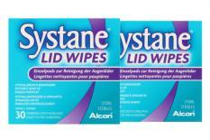 Systane® Lid Wipes 2x30 vorbefeuchtete Pads