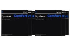 Dynalens 1 Comfort Kontaktlinsen von Dynoptic, Sparpaket 9 Monate 2 x 270 Stück