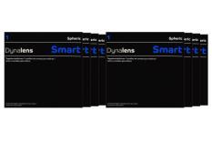 Dynalens 1 Smart Kontaktlinsen von Dynoptic, Sparpaket 12 Monate 2x360 Stück