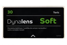 Dynalens 30 Soft Toric 6 Monatslinsen