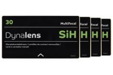 Dynalens 30 SiH Multifocal 4 x 6 Monatslinsen