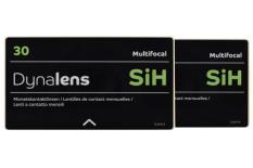 Dynalens 30 SiH Multifocal 2 x 6 Monatslinsen