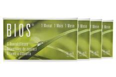 Bios 1-Monat, 4 x 6 Stück Kontaktlinsen von Conil