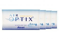 Air Optix Aqua 4x6 Monatslinsen