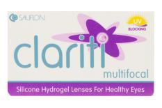 Clariti multifocal, 6 Stück