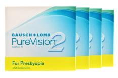 Pure Vision 2 For Presbyopia 4 x 6 Monatslinsen