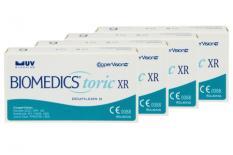 Biomedics Toric XR 4x6 Monatslinsen