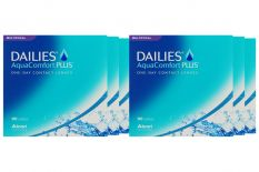 Dailies AquaComfort Plus Multifocal 6 x 90 Tageslinsen Sparpaket 9 Monate