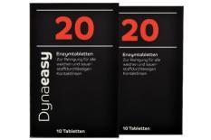 Dynaeasy 20, 2 x 10 Tabletten