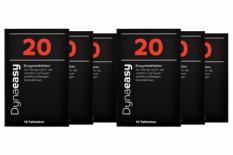 Dynaeasy 20, 6 x 10 Tabletten