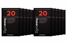 Dynaeasy 20, 10 x 10 Tabletten