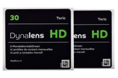 Dynalens 30 HD Toric, 2 x 6 Stück Kontaktlinsen von Dynoptic
