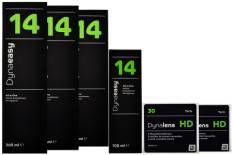 Halbjahres-Sparpaket, Dynalens 30 HD Toric - Dynaeasy 14