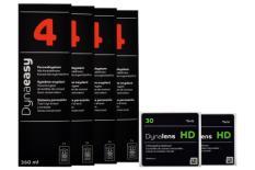 Halbjahres-Sparpaket, Dynalens 30 HD Toric, 2 x 6 Stück Kontaktlinsen von Dynoptic - Dynaeasy 4
