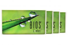 Bios Comfort, 4 x 6 Stück Kontaktlinsen von Conil