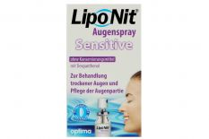 LipoNit Sensitive 10 ml Augenspray