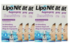 LipoNit Sensitive Augenspray 6x10ml