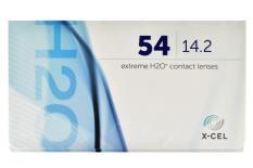 Extreme H2O 54, 6 Stück Kontaktlinsen von Hydrogel Vision Corp.