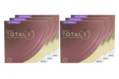 Dailies Total 1 Multifocal 2x270 Tageslinsen Sparpaket 9 Monate