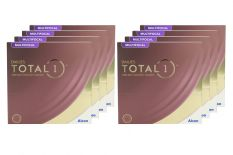 Dailies Total 1 Multifocal 2x360 Tageslinsen Sparpaket 12 Monate