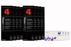 Biofinity Kontaktlinsen von Cooper Vision & Dynaeasy 4, Jahres-Sparpaket