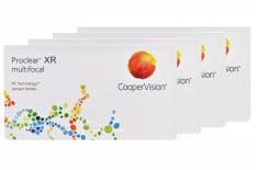 Proclear Multifocal XR, 4 x 6 Stück