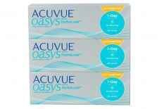 Acuvue Oasys 1-Day for Astigmatism 90 Stück Kontaktlinsen von Johnson&Johnson