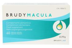 BrudyMacula 60 Kapseln Nahrungsergänzung