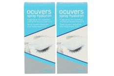 Ocuvers Spray Hyaluron 2 x 15 ml Augenspray