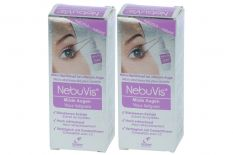 NebuVis Müde Augen 2 x 10 ml Augenspray