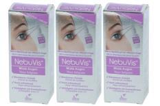 NebuVis Müde Augen 3 x 10 ml Augenspray