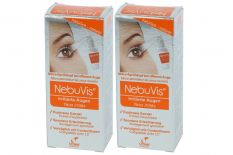 NebuVis Irritierte Augen 2 x 10 ml Augenspray
