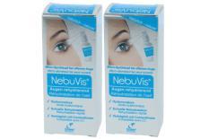 NebuVis Augenspray Augen rehydrierend 2 x 10ml