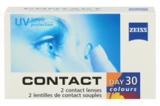 Zeiss Contact Day 30 Colours