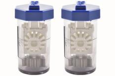 2 Behälter für Lensy Care 3