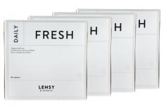 Lensy Daily Fresh Spheric 2x180 Tageslinsen Sparpaket 6 Monate