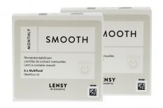 Lensy Monthly Smooth Multifocal 2 x 6 Monatslinsen